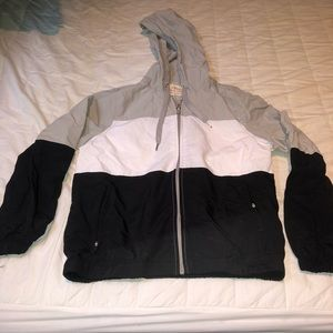 Light spring jacket